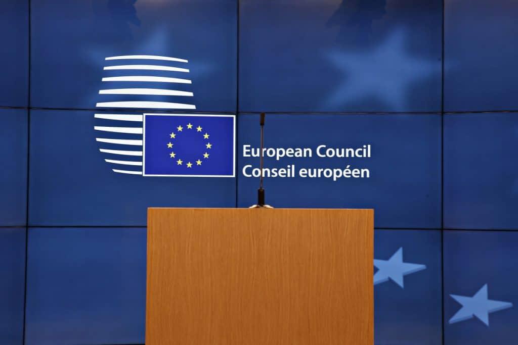 European Council speakers