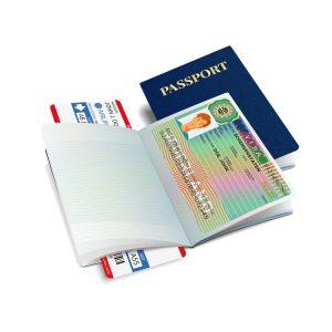 Netherlands Schengen Visa Pass