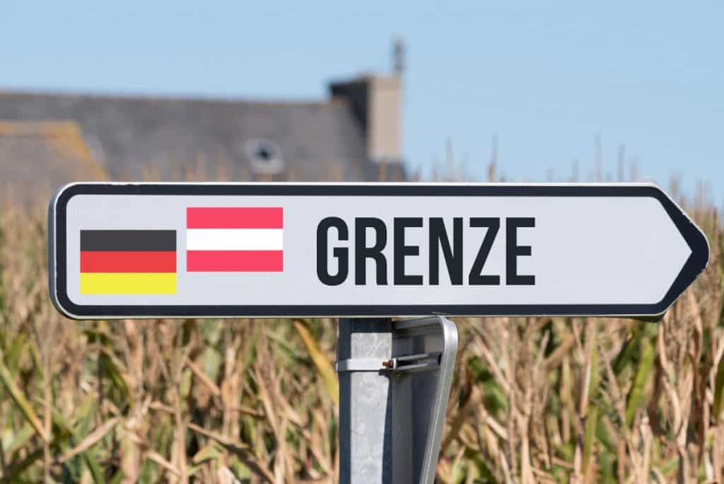 Extend border control between Germany and Austria