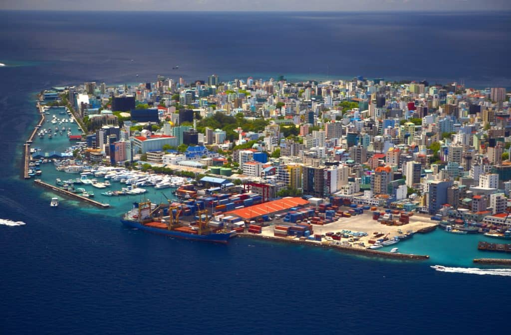 Male - Capital of the Maldives Republic - Germany Schengen Visa Center