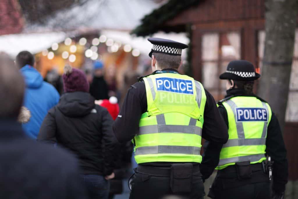 British Police UK police