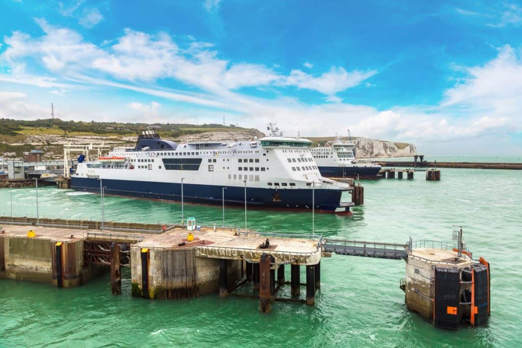 British ferry