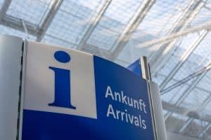 Schengen Visa Airport Arrivals