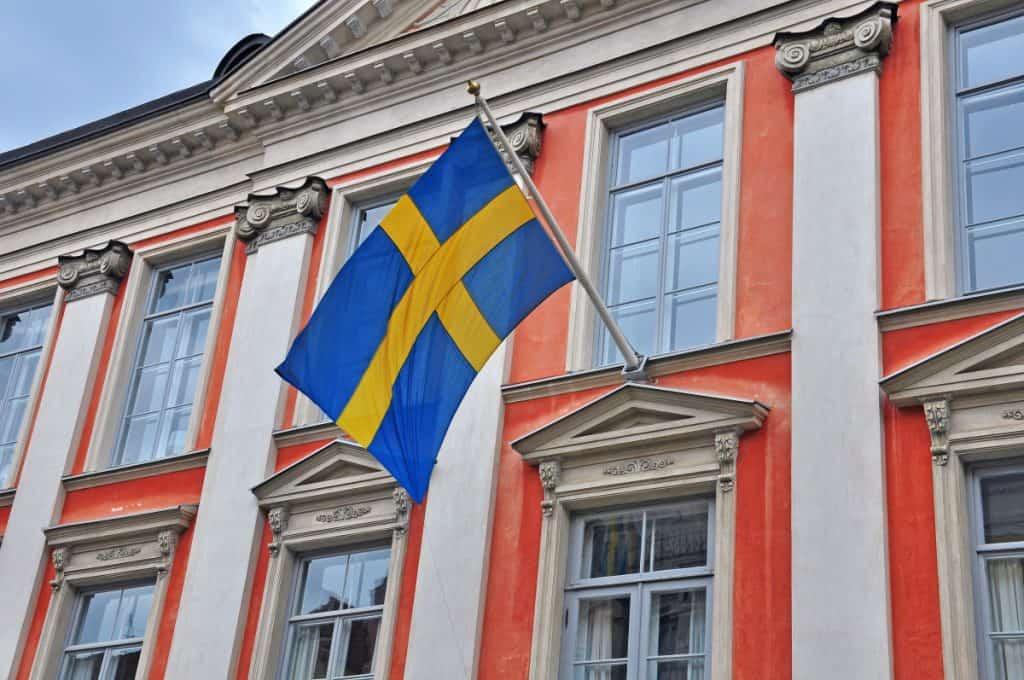Swedish consulate building