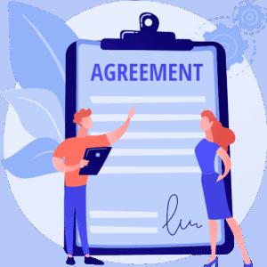 Schengen Agreement Illustration